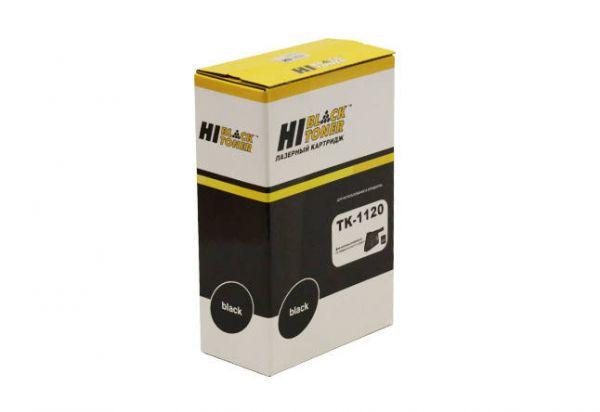 Тонер-картридж Hi-Black (HB-TK-1120) для Kyocera FS-1060DN/1025MFP/1125MFP, 3K